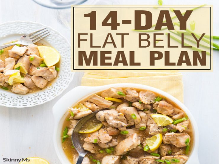 14-Day-Flat-Belly-Meal-Plan